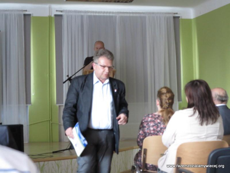 I spotkanie Powiatowych Organizacji Pozarządowych w Dębicy