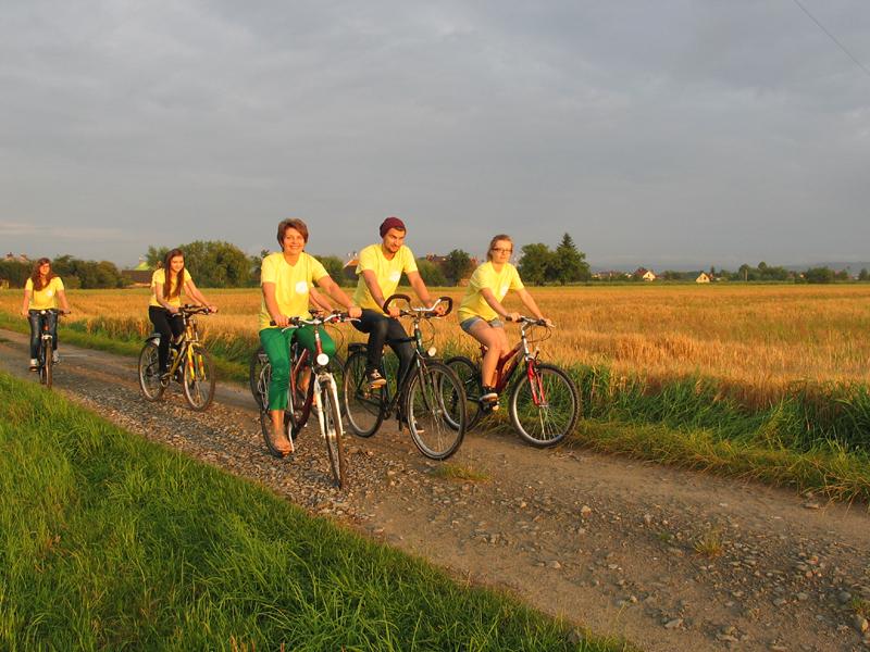 Przejechać Gminę Żyraków wzdłuż i wszerz – na rowerze