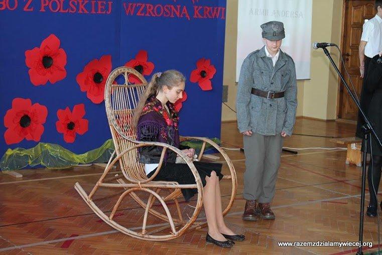 Dzięki Niemu my żyjemy w wolnej Polsce. Dzięki nam musi żyć pamięć o nim.